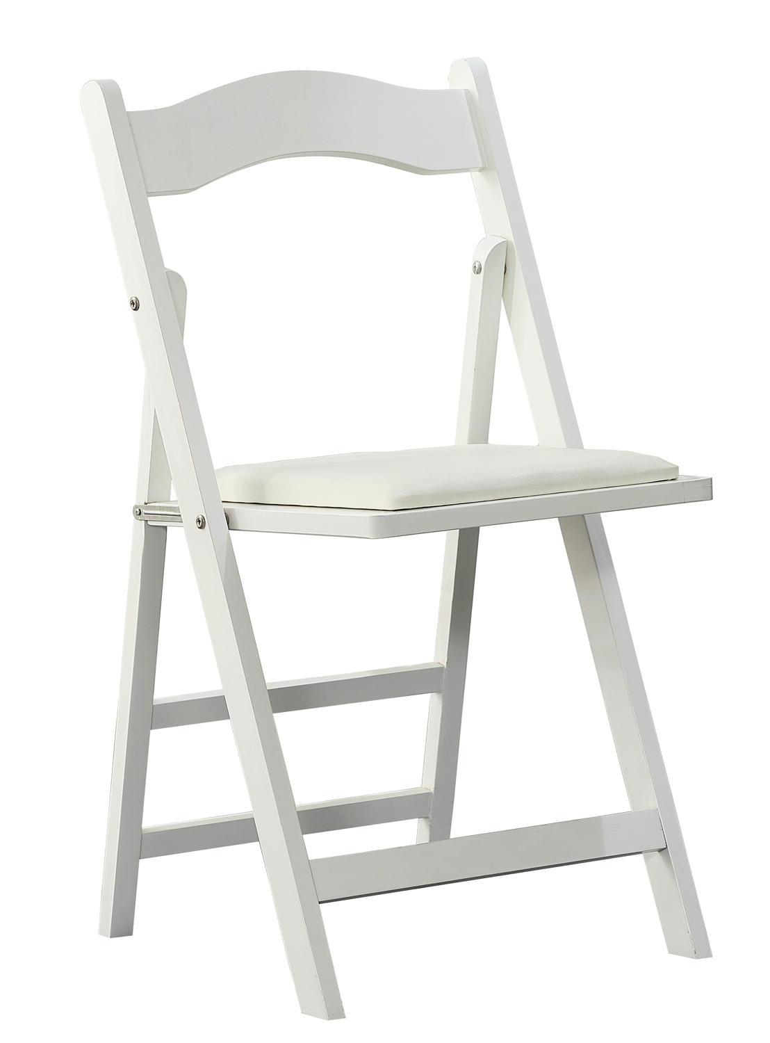 orolay wood folding chair white the living decor. Black Bedroom Furniture Sets. Home Design Ideas